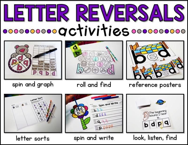 Letter Reversals