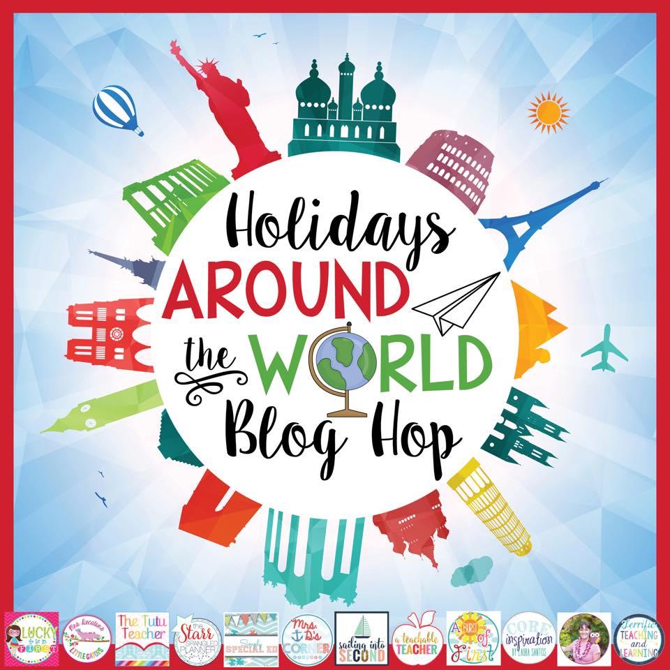 Holidays Around the World Blog Hop – Sweden