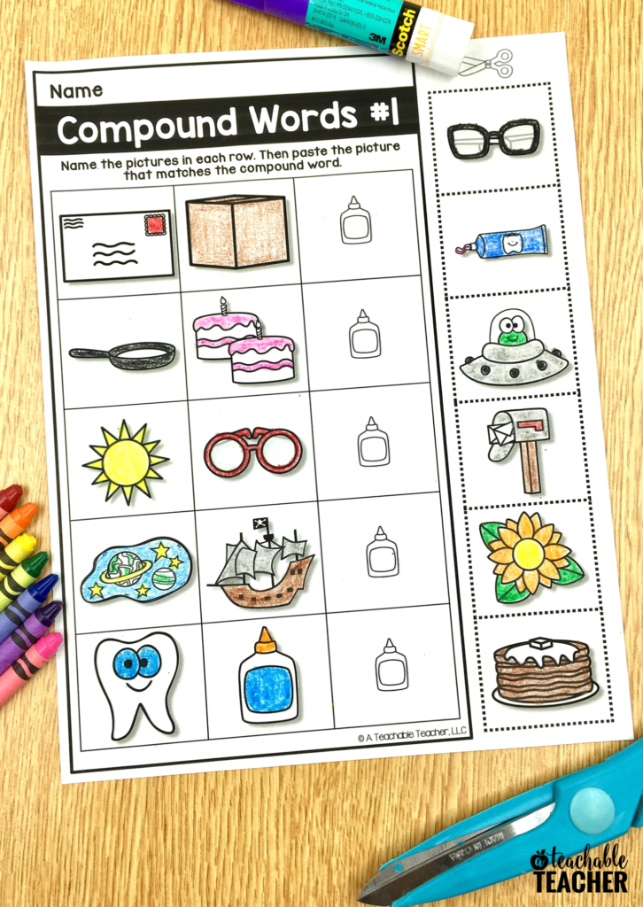 FREE Phonemic Awareness Worksheets Interactive and PictureBased – Kindergarten Phonemic Awareness Worksheets