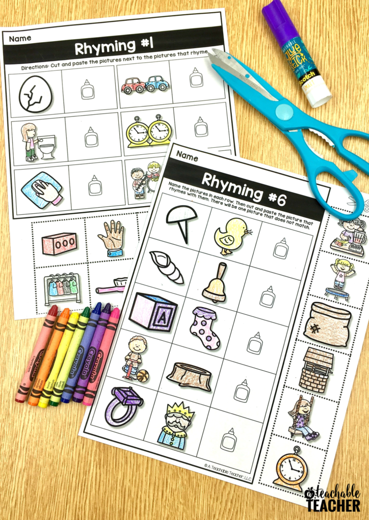 Worksheets Free Phonemic Awareness Worksheets free phonemic awareness worksheets interactive and picture based worksheets