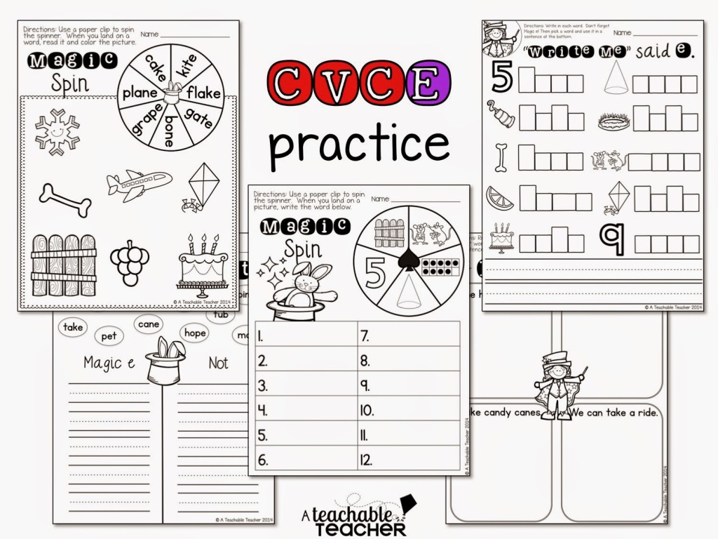 CVCE student practice