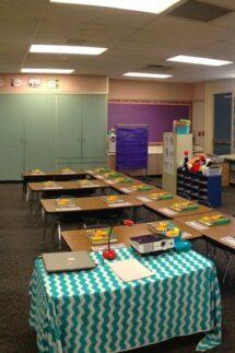 My Back to School Classroom