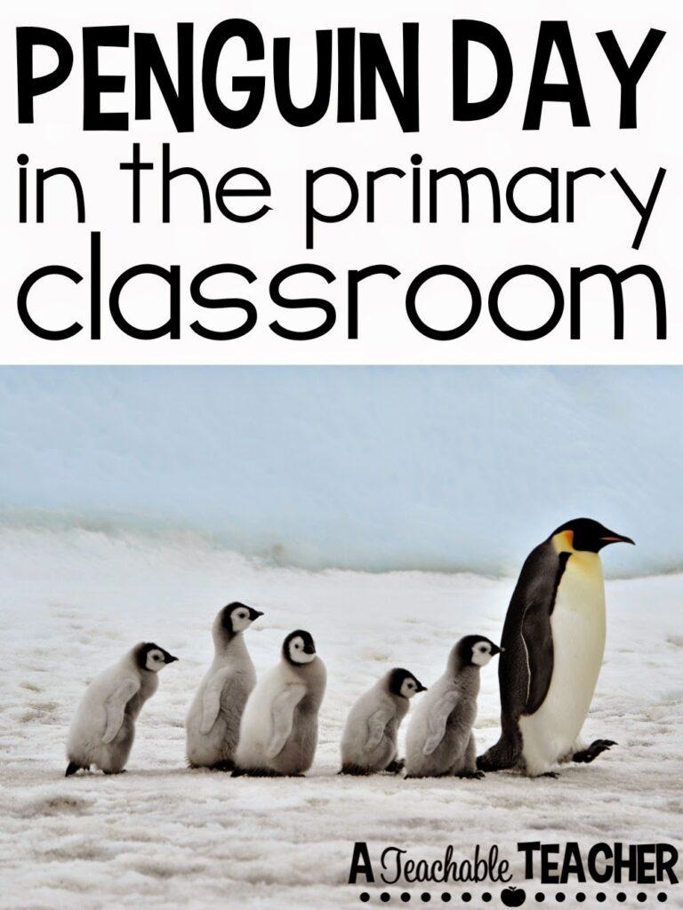 Penguin Day!!!