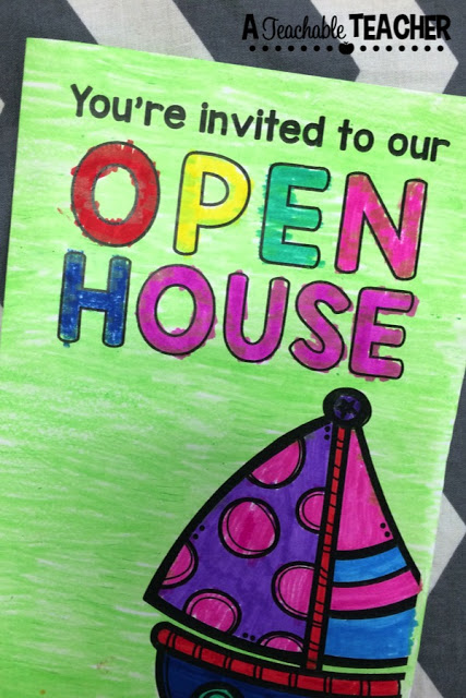 Free Open House Invitation