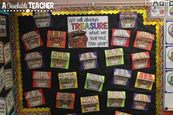 Bulletin Board Craft