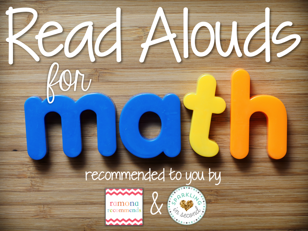Math Read Alouds for October