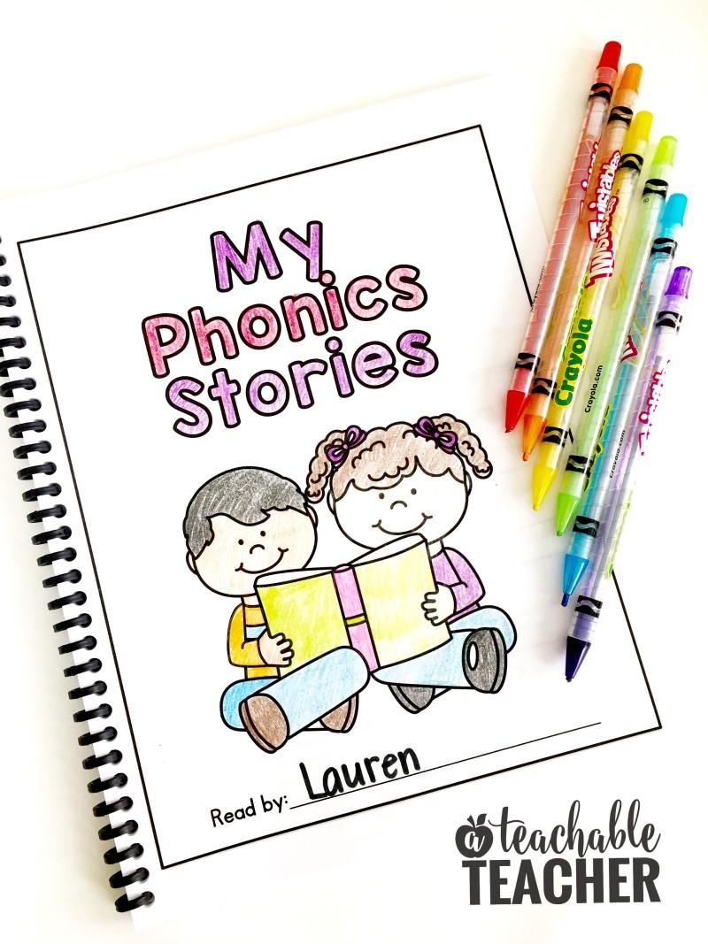 FREE Phonics Reading Passages - A Teachable Teacher