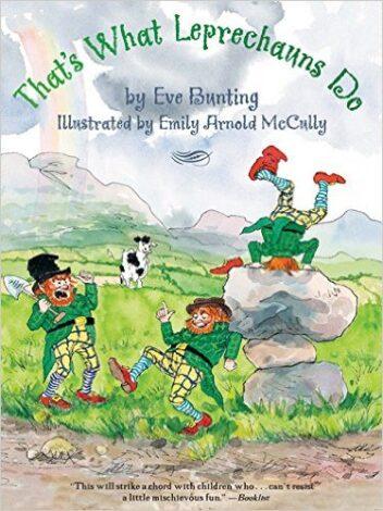 st. patrick's day childrens books