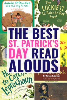 st. patrick's day read alouds