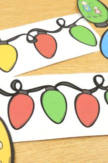 christmas lights sounds mats