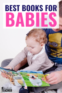 Favorite baby books