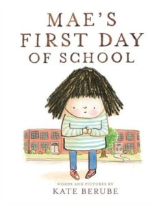 first day of school picture book