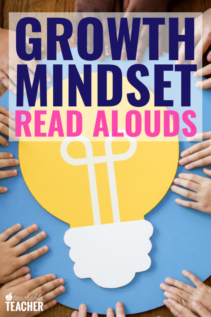 The Most Powerful Books to Teach Growth Mindset to Young Learners
