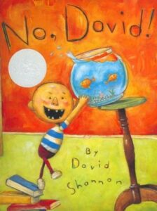 back to school book no david