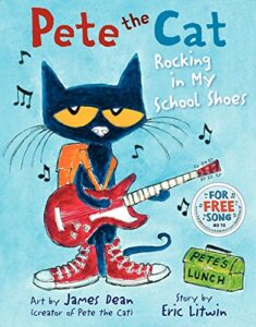 back to school book pete the cat