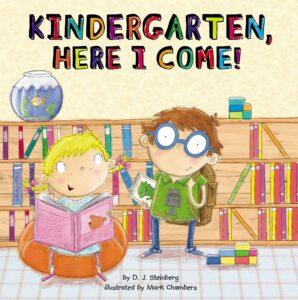 kindergarten here I come book