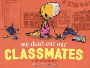 back to school book don't eat your classmates