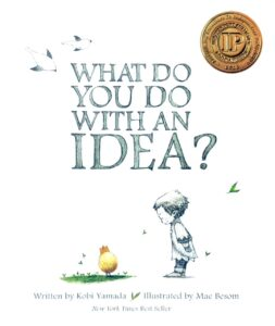 what do you do with an idea growth mindset read aloud