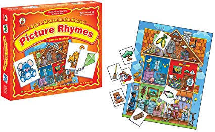 rhyming phonemic awareness games