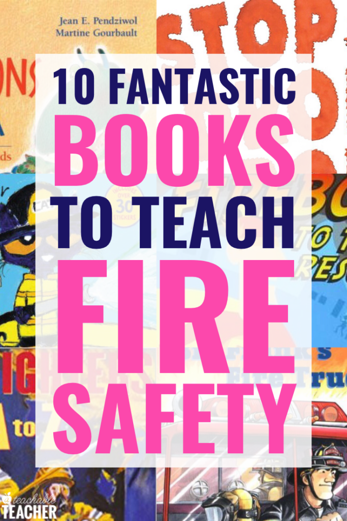 books about fire safety rules