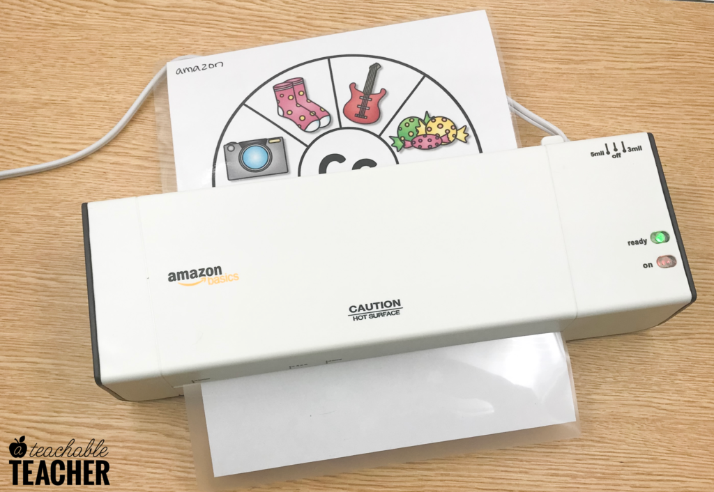 amazon basics teacher laminator review