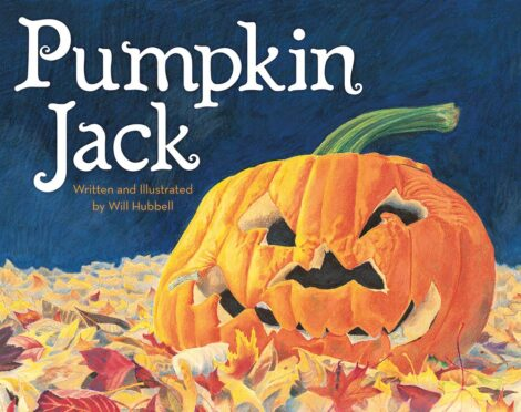 halloween pumpkin book for kids