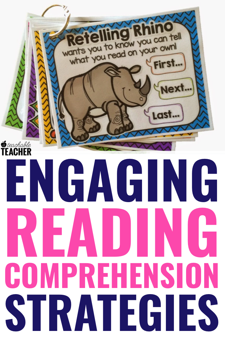 - Engaging And Fun Animal Style Reading Comprehension Strategies