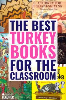 books about turkeys