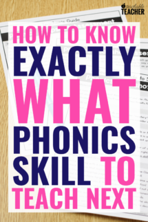 free phonics assessment pdf