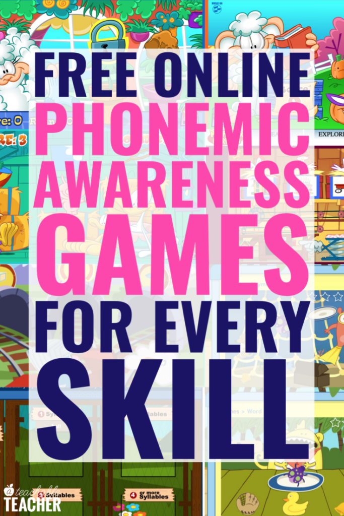 online phonemic awareness games for every skill
