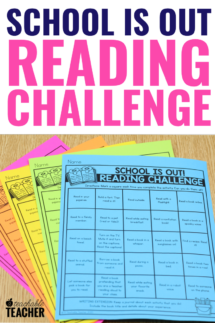 Free & Irresistible Reading Challenge for Kids at Home