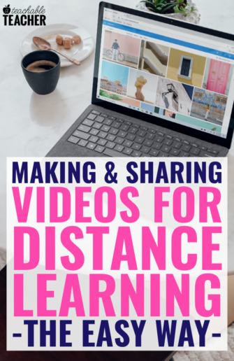 videos for distance learning using loom