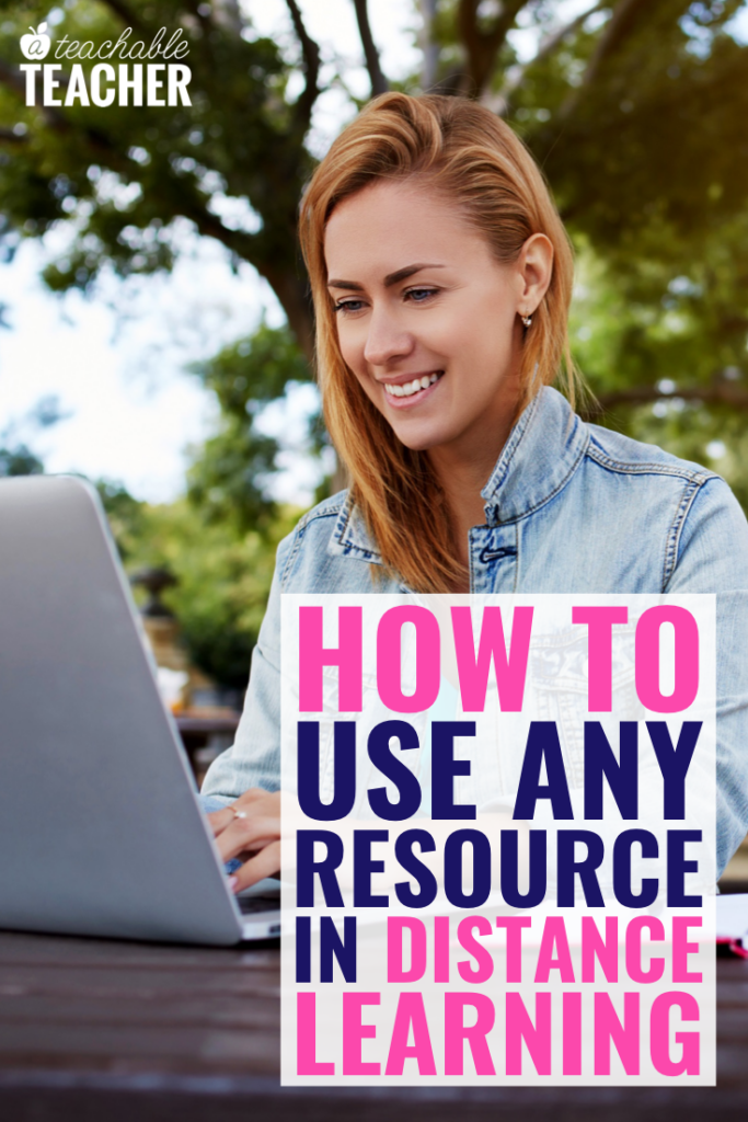 use any resource in google classroom tutorial