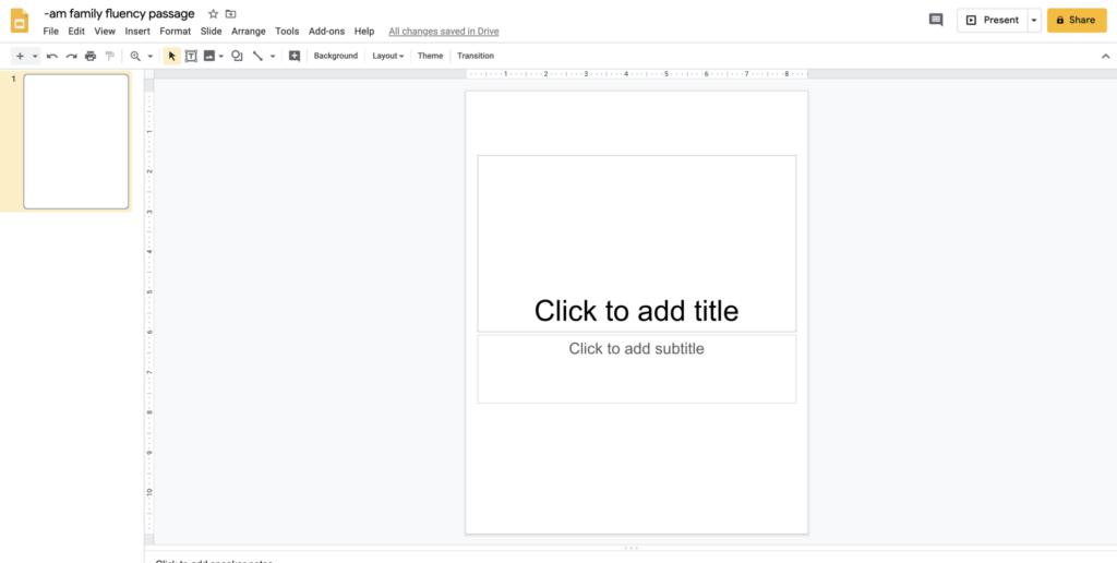 landscape google slides pdf resources