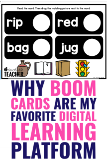 using boom cards